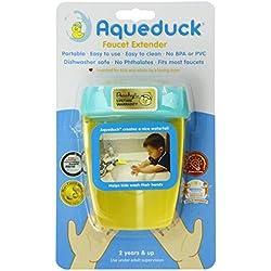 Aqueduck Faucet Extender, Aqua