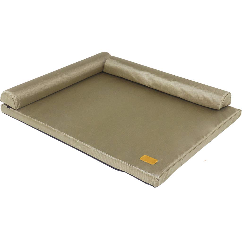 B JTWJ Dog Bed, Waterproof, Relieves Arthritis And Hip Dysplasia, Can Be Cleaned (color   B)