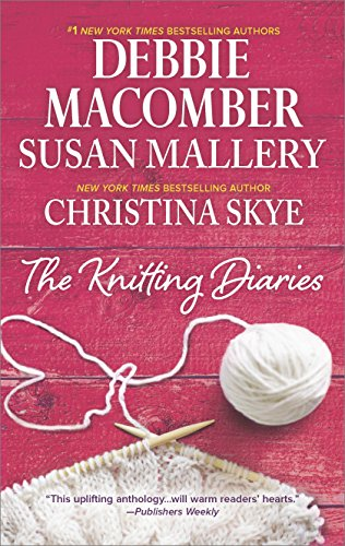 book cover of The Knitting Diaries