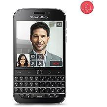 BlackBerry Classic Factory Unlocked Black SQC100-4
