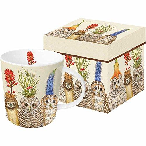 Paperproducts Design 603191 Big Hat Gift Boxed Mug, 13.5 oz, -