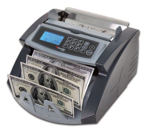 Cassida 5520 UV/MG Money Counter with Counterfeit Bill De...
