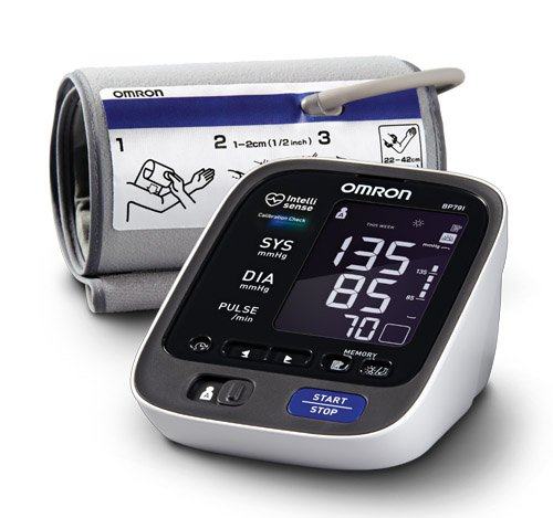 Intellisense BP 10+ Series Unit Omron by Marble Medical