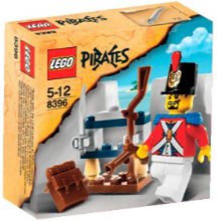 Lego Pirates Set #8396 Soldiers Arsenal