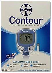 Bayer Contour Blood Glucose Monitoring System - Model 9545C