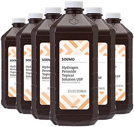 Solimo Hydrogen Peroxide