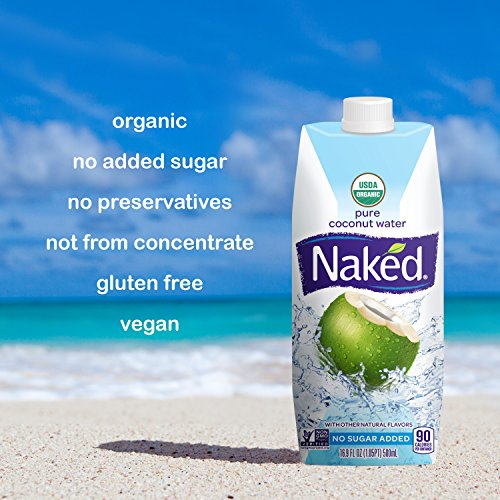 The 8 best coconut water organic
