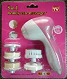 5-In-1 Smoothing Body Face Beauty Care Facial Massager, Color May Vary