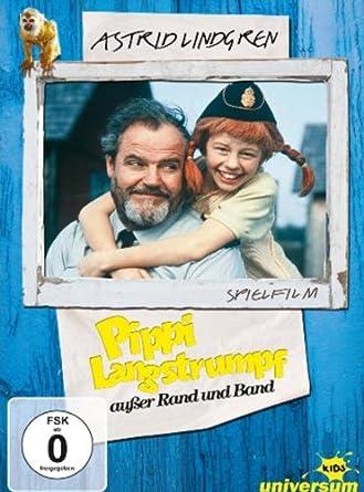Pippi Langstrumpf - 2 DVDs - Pippi außer Rand und Band / Pippi in Taka-