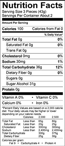 Brach's Sugar Free Fruit Slices Gummy Candy, 3 Ounce Bag, Pack of 12 by Brach's (Image #1)