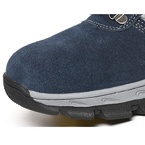 6e9d2f4bbac73 D DOLITY Zapatos de Seguridad para Hombres Botas de Trabajo Anti-Perforación  de Acero  Amazon.com.mx  Ropa