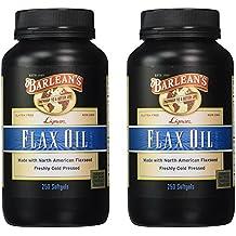 2 PACK: Lignan Flax Oil - Softgels - 250 ct.