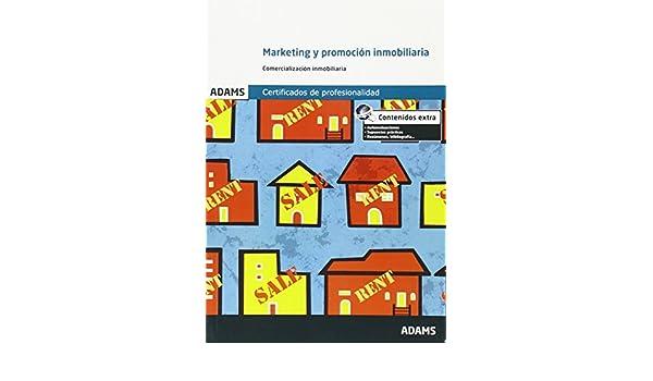 marketing y promocion inmobiliaria certificado de profesionalida d de gestion comercial inmobiliaria: 9788490259337: Amazon.com: Books