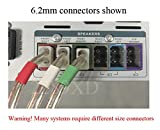 6 Home Theater Speaker Wires/Cables / Cords for