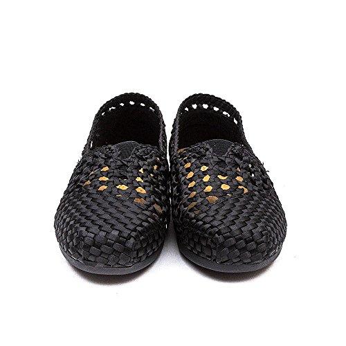 Classic Toms Schwarz Negro Mujer Zapatos 4wxWdqz0