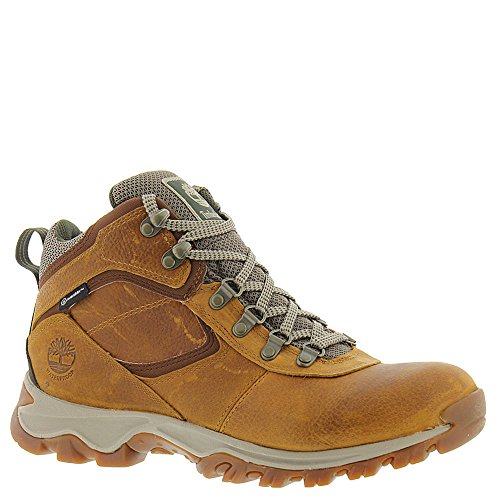 Timberland Maddsen Boot Brown Grain Full Hiker Light Mt HCqrnHSO