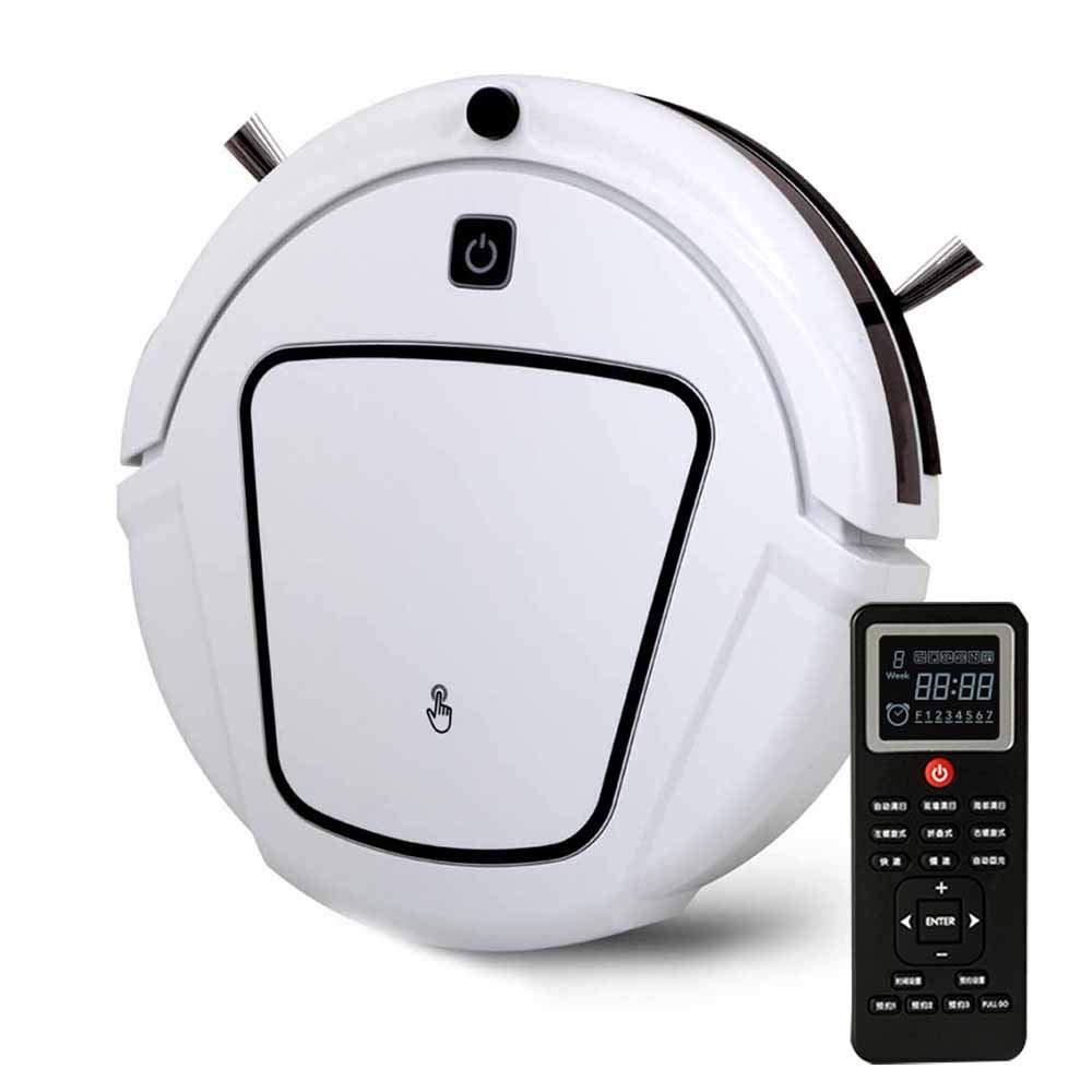 Robot Aspirador Robot De Limpieza De Piso De Barrido Y Fregado con ...