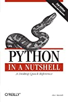 Python in a Nutshell, 2nd Edition Front Cover