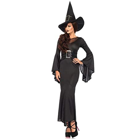 Ambiguity Disfraz de Halloween Mujer Traje Bruja Sexy Performance ...