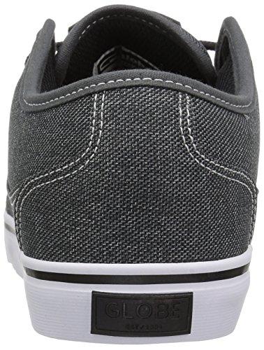 Globe Heren Mahalo Skate Schoen Zwart Chambray