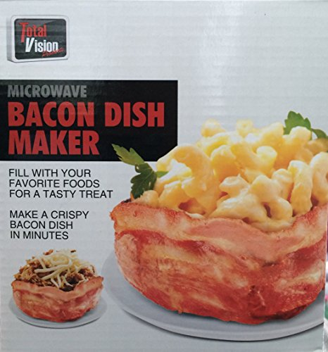 Microwave Bacon Dish Bowl Maker product image