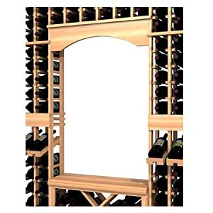 wine racks archway and tabletop insert wmk. Black Bedroom Furniture Sets. Home Design Ideas