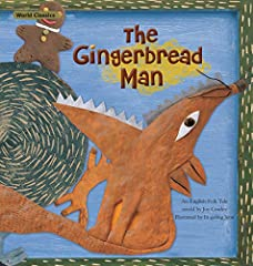 3D clay models are the perfect medium to bring this simple and fun tale to life. This traditional story is excellent for use as a literary text for schools as well as homes due to its repetition and rhythm. Follow the gingerbread man a...