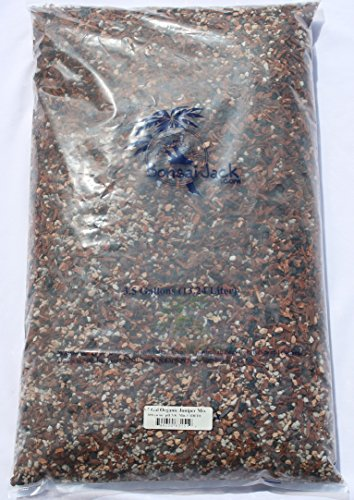 3.5 Gallons Organic Conifer Bonsai Soil Mix. Juniper Plus. pH 5.8 Mix #1DFD1, 14 Quarts