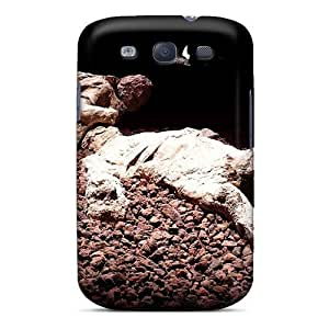Wade-cases Case Cover Protector Specially Made For Galaxy S3 Nature Volcanoes Excavations At The Foot Of Mount Vesuvius Pompeii