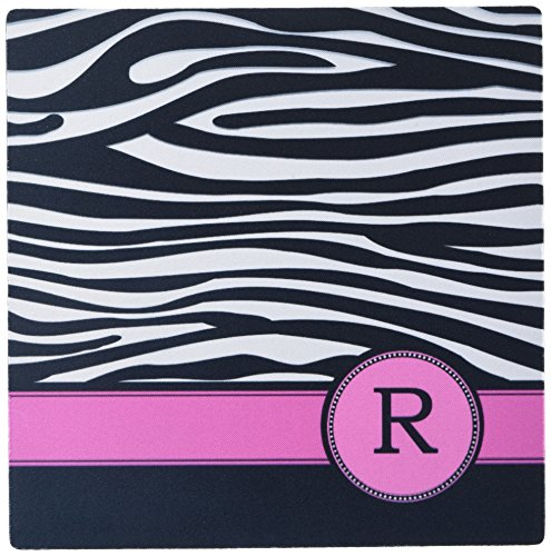 3dRose Monogrammed Stripes Personalized mp 154289 1