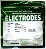 Tyco Uni-Tab 7020 Pack of 10 Reusable and Self-adhering Stimulating Electrodes - Patches