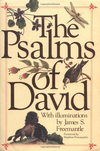 The Psalms Of David Hardcover March 20, 2001