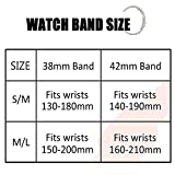 AdMaster Silicone Apple Watch Band and Replacement