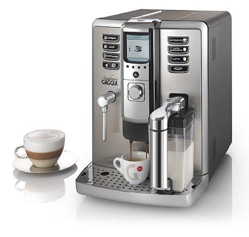 Philips Gaggia RI9702/02 Accademia - Cafetera de espresso de acero inoxidable [Importado de Alemania]