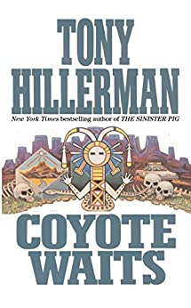 Coyote Waits Leaphorn Chee Novel ebook product image