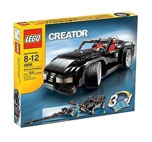 lego creator roaring roadster toys games. Black Bedroom Furniture Sets. Home Design Ideas