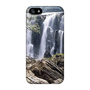 For Iphone Case, High Quality Scenic Waterfalls Best Wallpapers For Iphone 5/5s Cover Cases