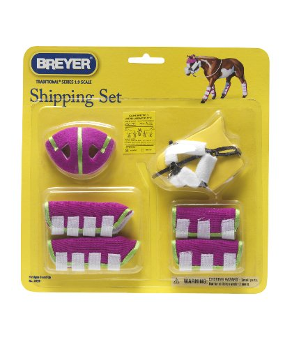 Review Breyer Traditional Shipping Set