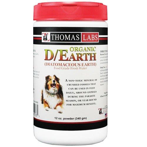 Diatomaceous Earth 12oz Shaker, My Pet Supplies