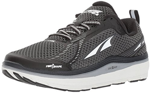 Road Box Durable And Altra Running training Zero Shoe Support Trail Paradigm Toe Comfortable Guiderail Platform Footshape Drop Running 0 3 Black Fitness Feature Cross Versatile Womens Light SqfgwIUrq