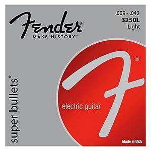 Fender HN084177 Strings for Guitar