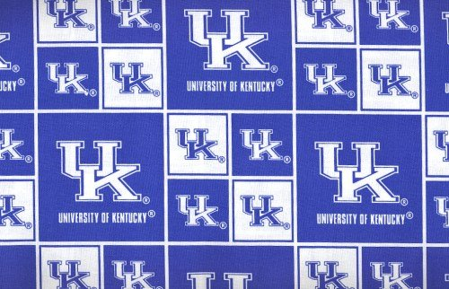 University of Kentucky By Sykel - 100% Cotton 44