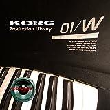 KORG 01/W THE very Best of - Large Original 24bit WAVE/KONTAKT Samples Library on DVD or download