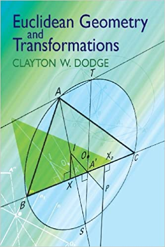 Book Euclidean Geometry and Transformations