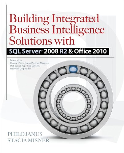 [PDF] Building Integrated Business Intelligence Solutions with SQL Server 2008 R2 & Office 2010 Free Download | Publisher : McGraw-Hill Osborne Media | Category : Computers & Internet | ISBN 10 : 0071716734 | ISBN 13 : 9780071716734