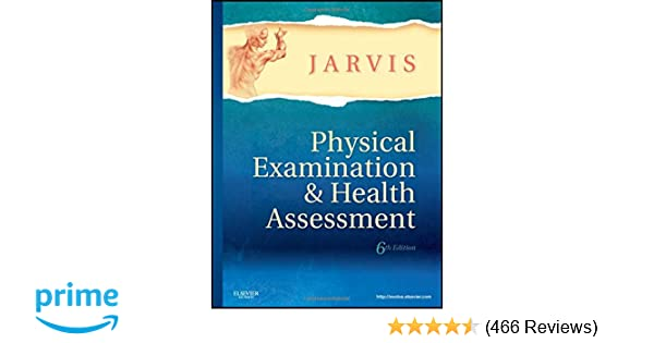 Physical examination and health assessment 6th edition physical examination and health assessment 6th edition 0001437701515 medicine health science books amazon fandeluxe Gallery