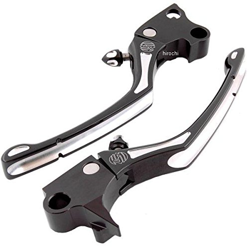 Regulator Brake//Clutch Lever Set RSD Contrast Cut 0062-4006-BM