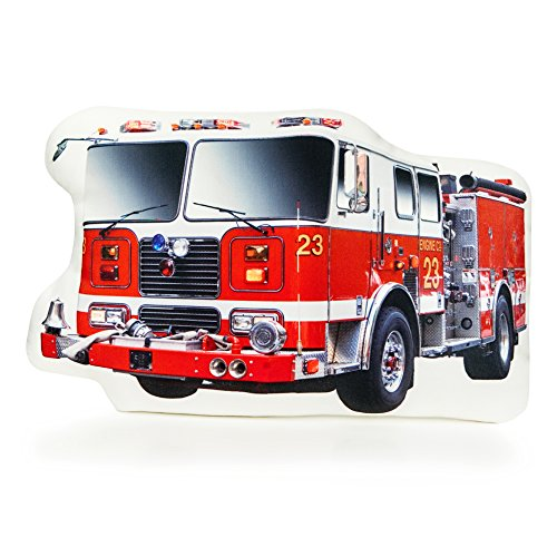 Cushion Co - Fire Truck Pillow 16