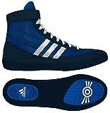 Adidas Combat Speed 4 Wrestling Shoes Royal/white/navy Size 8.5 | amazon.com