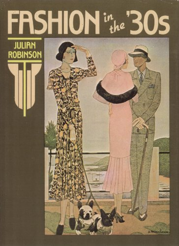(Fashion in the Thirties)